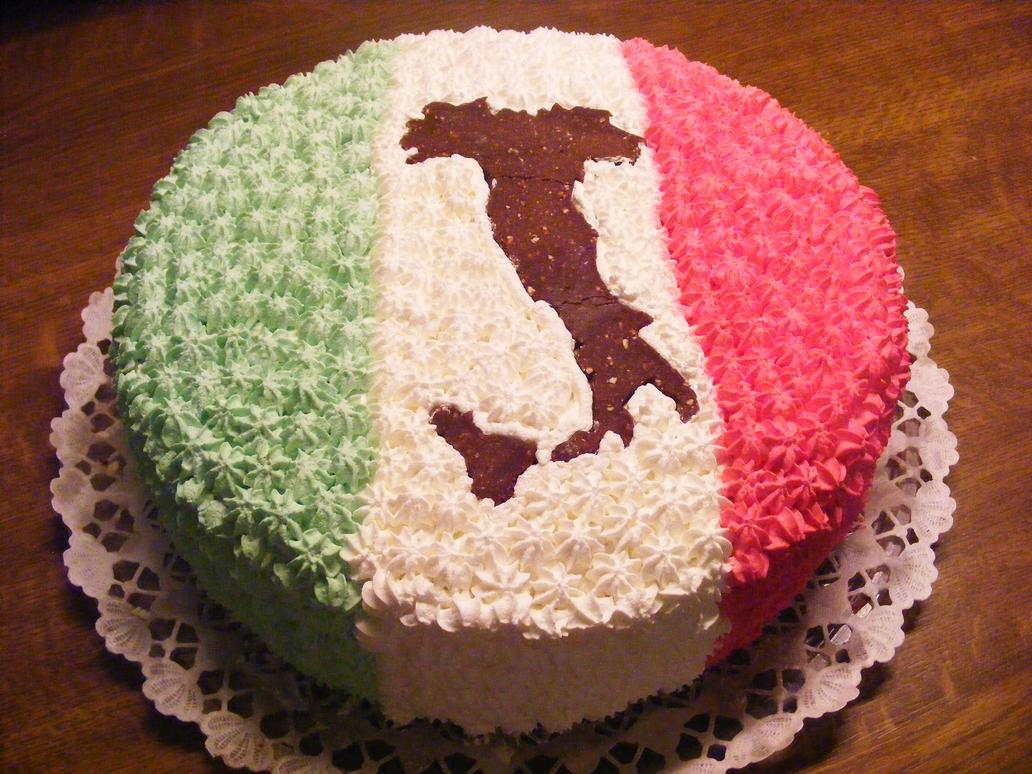 Italy cake by sziszif1 on deviantart