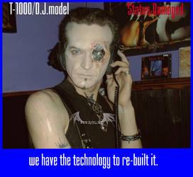 Terminator by crudelia