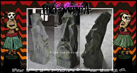 Tiki-Mania Moai