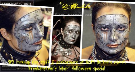 Frankenstein's labor-01 by crudelia