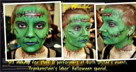 Frankenstein's labor-02 by crudelia
