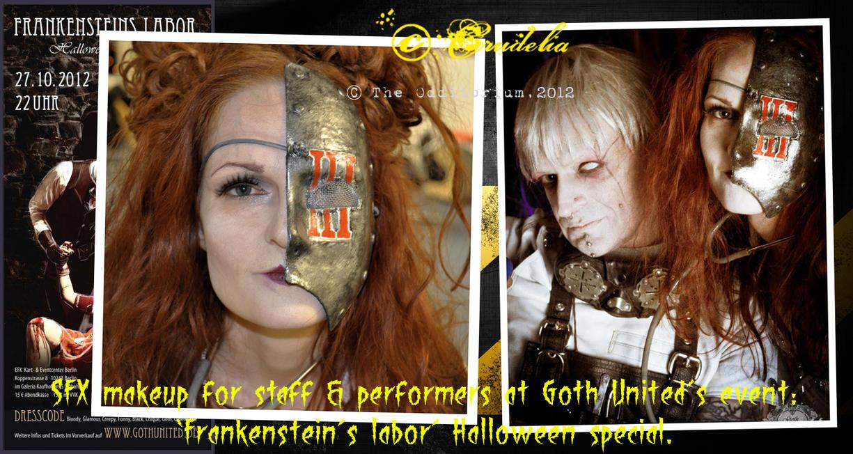 Frankenstein's labor-06 by crudelia