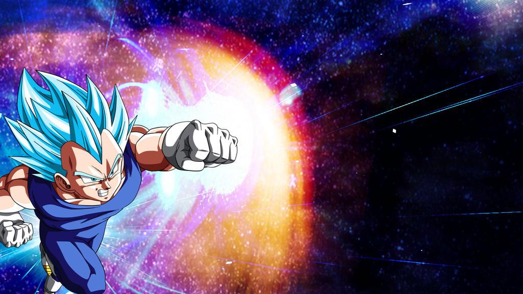 Super-Saiyan-God-Vegeta-HD-Wallpaper by CraftyBro on DeviantArt