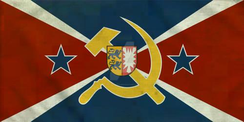Soviet Republic of Neu Schleswig and Neu Holstein by Rek-Dan-Thi