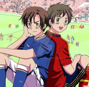 Spain - Italy (UEFA EURO 2012)