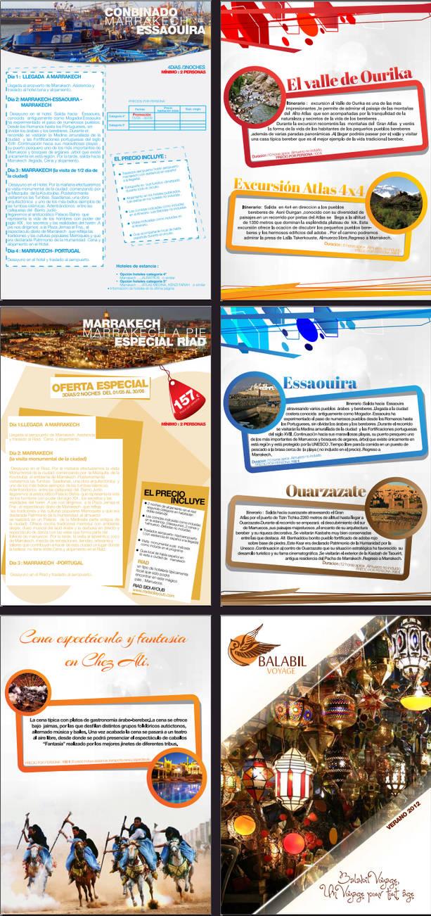 conception programme agence de voyage