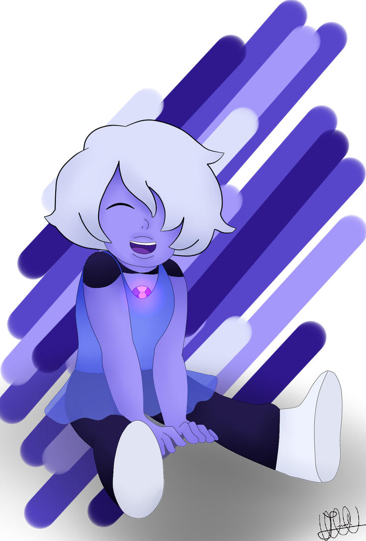 how to draw amethyst from steven universe