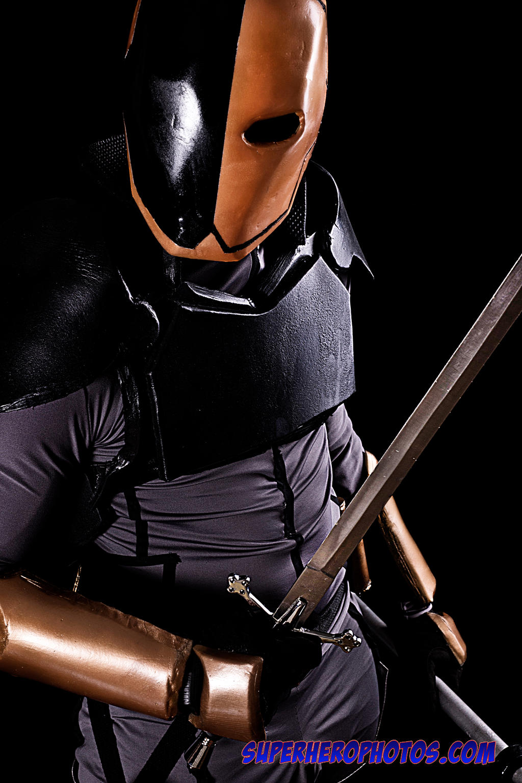 deathstroke young justice - photo #17