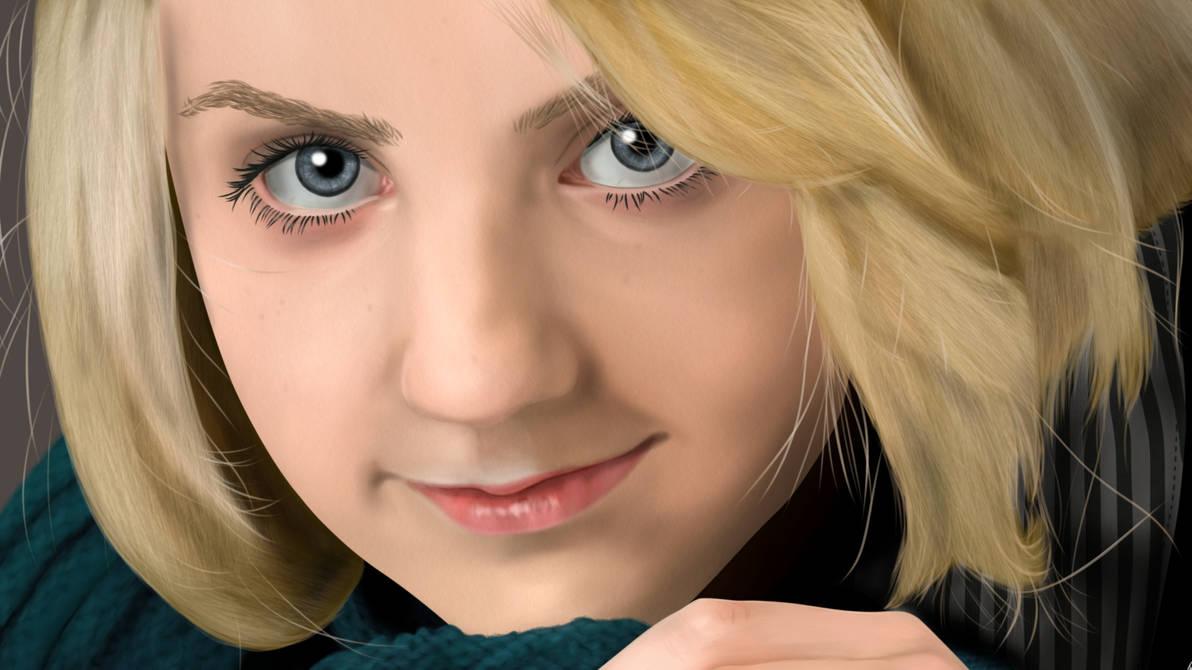 Evanna Lynch Luna Lovegood 8k By Bladedvaults92 On Deviantart