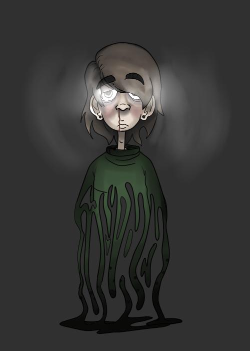 Im Melting by StarpeltandGreeneyes