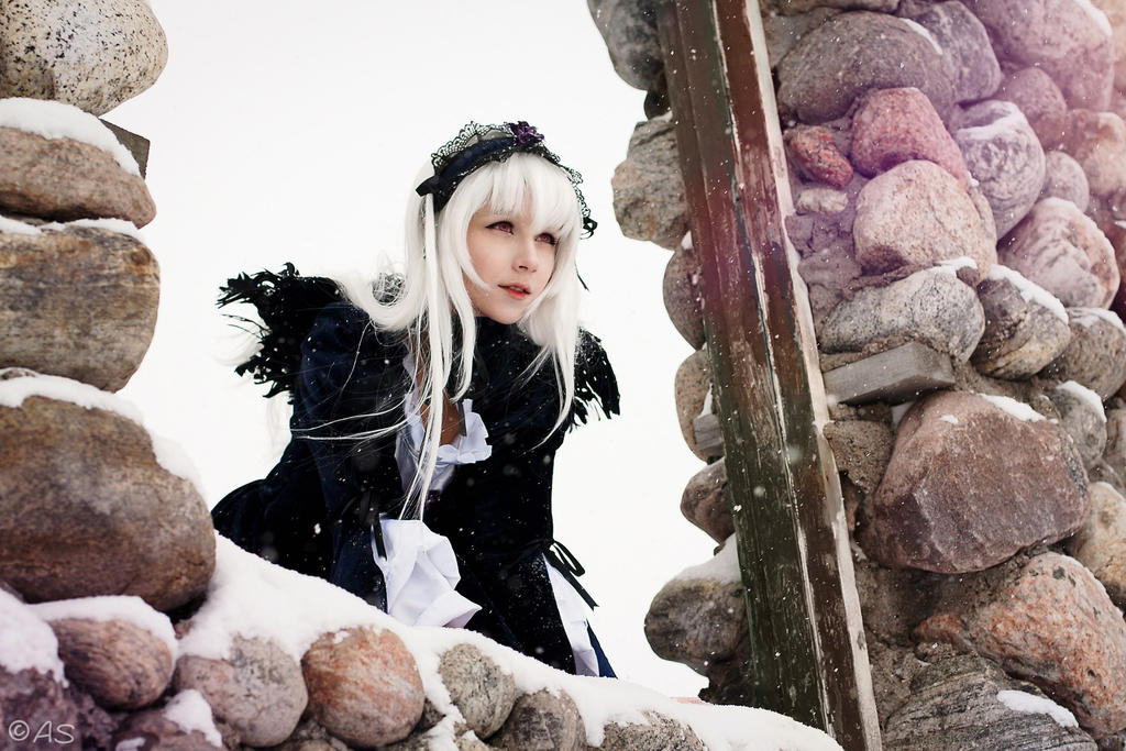 Suigintou by mercurygin