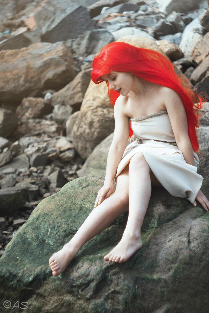 Ariel by mercurygin