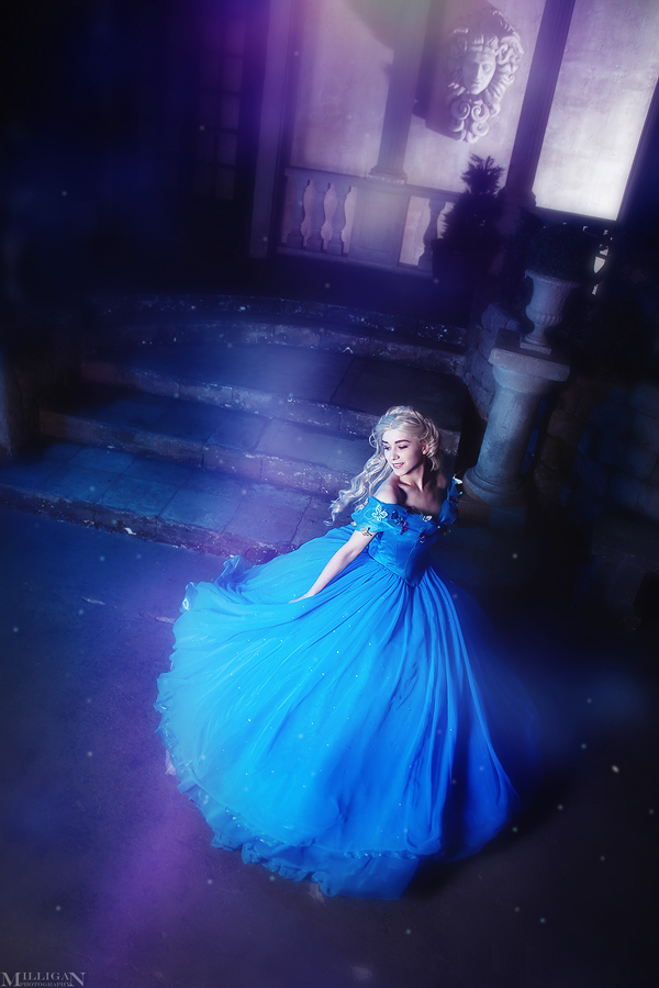 Cinderella by mercurygin