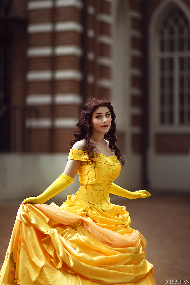 Belle by mercurygin