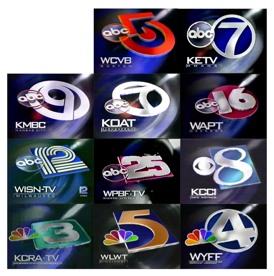 Army of the 2000s Hearst-owned TV station logos by ...