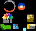 Lukesams' US TV logo concepts
