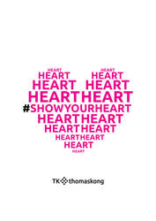 #ShowYourHeart by ThomasKong