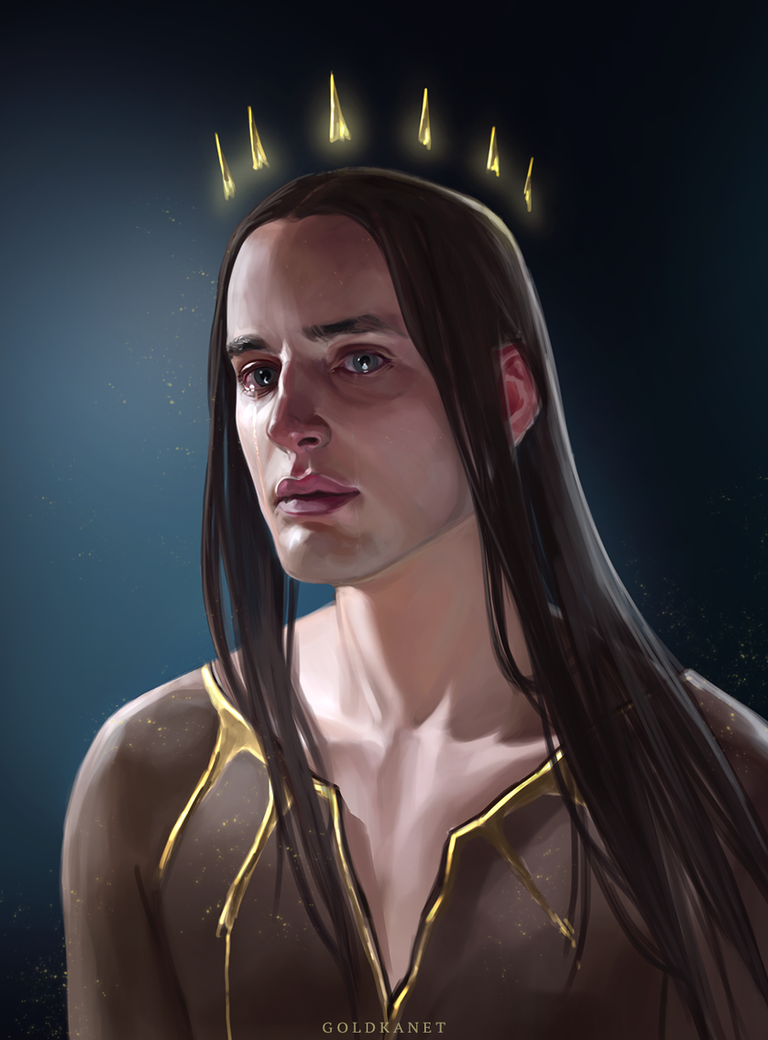 King Of Tears by GoldKanet