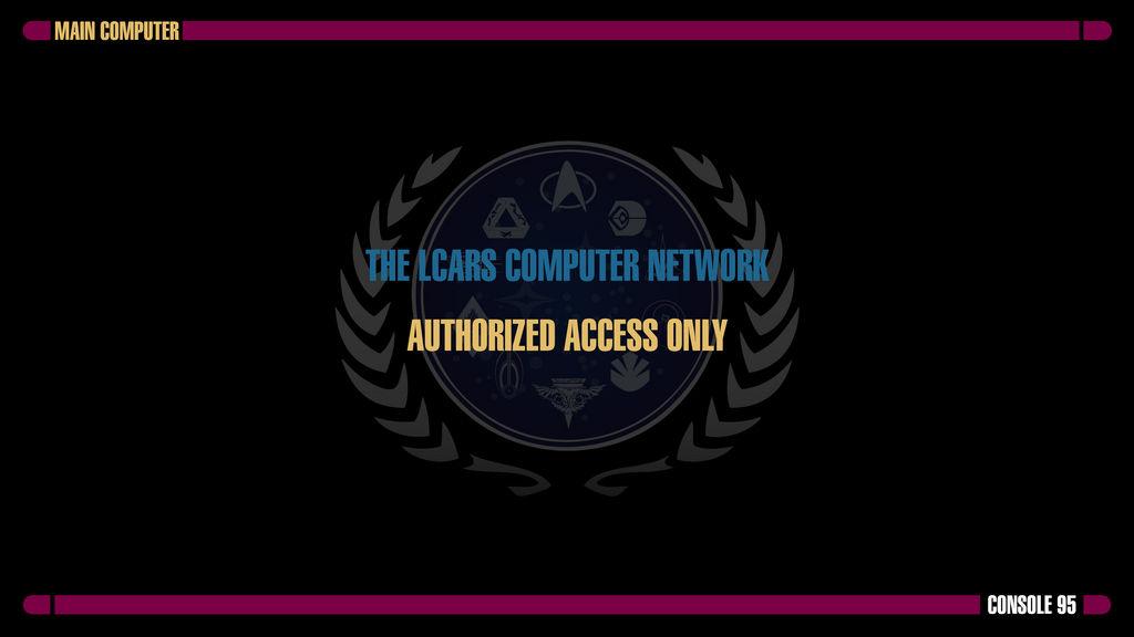 🌷 Star trek lcars screensaver windows 10 | Fully functional