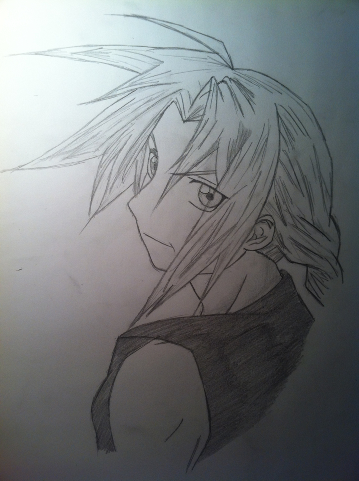 Edward Elric ~ Full Metal Alchemist by Brucceeyy