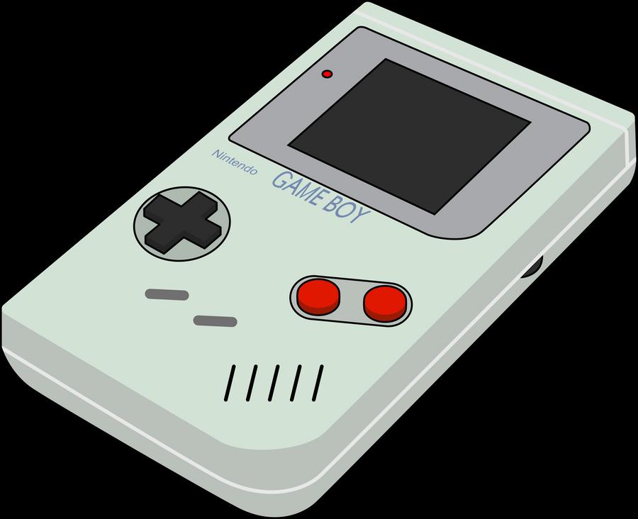 Gameboy By Sbstn723 On Deviantart