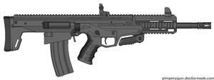 CMT-5 556 Tactical carbine