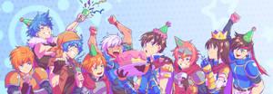 RPG Maker 31st Birthday Banner