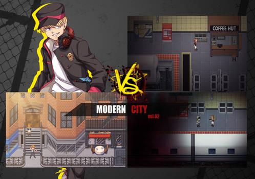 VisuStella Project Outbreak: Modern City Vol.2