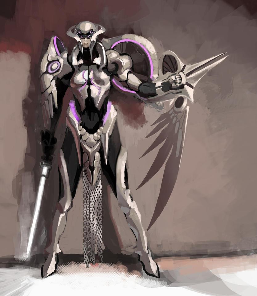 armor idea concept by Enaxor