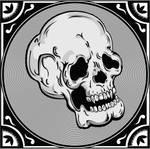 Skull Training vector by gustaleza