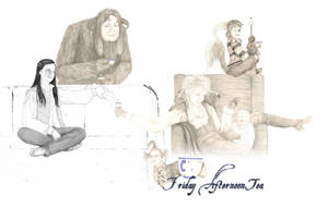 WIP - Friday Afternoon Tea 1.1