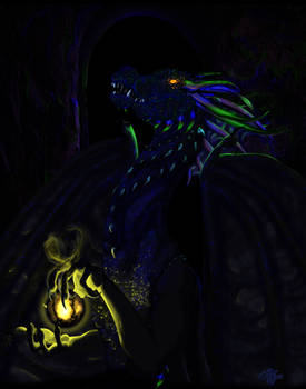 Grand Mistress Hyperia (Evolution Stage 1)