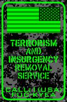 Terrorism B Gone by MouseDenton