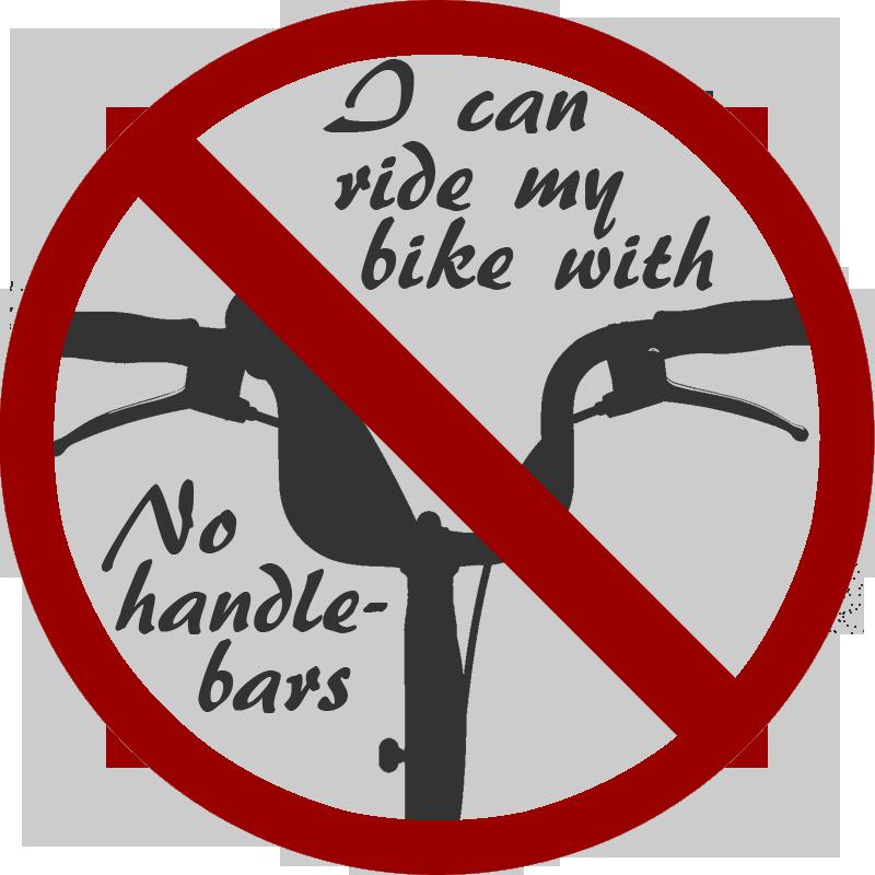 No Handlebars by MouseDenton