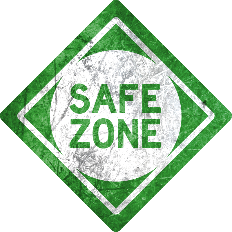 Safe Zone by MouseDenton