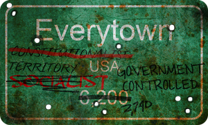 Everytown USA - Transparent by MouseDenton