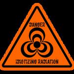 Idiotizing Radiation by MouseDenton