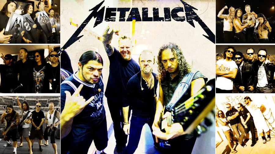 Metallica Wallpaper by CamixHBK on DeviantArt