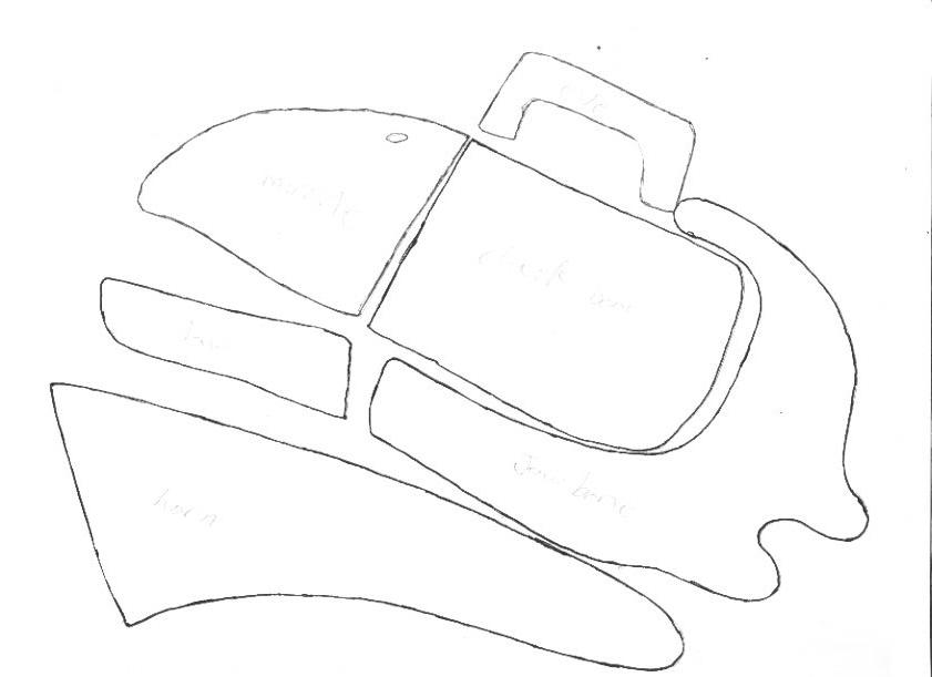 fursuit dragon head templates by labradorpup2001 on DeviantArt