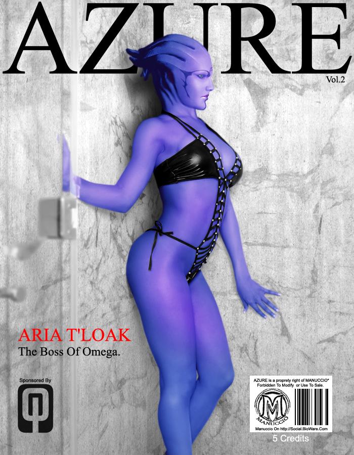 AZURE Vol.2 Aria T'Loak by Manuccio