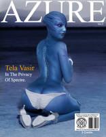 AZURE Vol.5 Tela Vasir by Manuccio