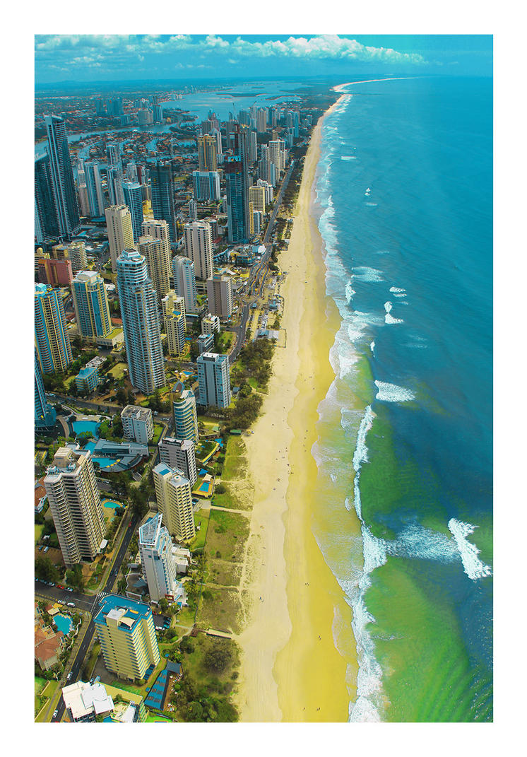 Gold Coast, Australia by Riddlez46