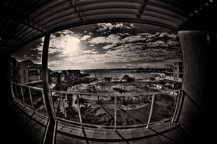 Fisheye View by Riddlez46