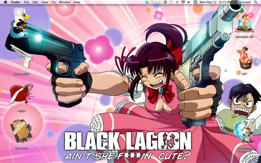 Magical Revy-Chan... desktop.