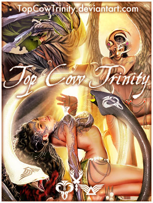 Top Cow Trinity by jmk1999