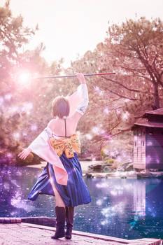 Final Fantasy X - Yuna - IV