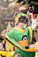 Cardcaptor Sakura - Li Syaoran by Shazzsteel