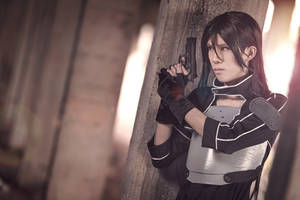 Sword Art Online - Kirito by Shazzsteel