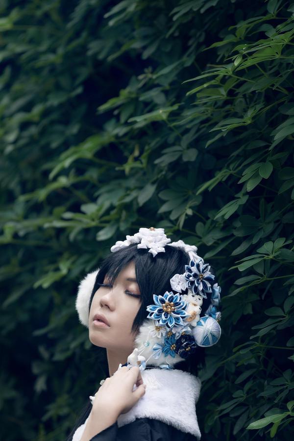 Adekan - Yoshiwara Shiro by Shazzsteel