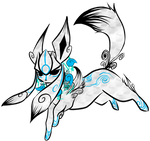 Glaceon The Tundra